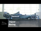 Panasonic Jaguar Racing  Official Formula E Team Launch