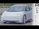 Volkswagen I D Concept VW's EV Future Carfection