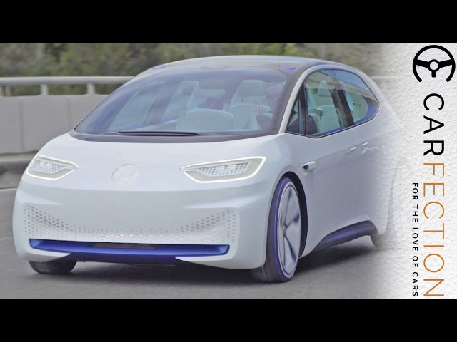 Volkswagen I.D. Concept: VW's EV Future - Carfection