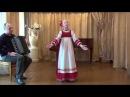 Мосолкова Полина пгт Тяжинский Уж ты тётушка Арина Репка