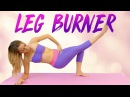 Slim Legs Inner Thighs with Becca ♥ Yoga Workout, 20 Minutes At Home Fitness, Beginners Thigh Gap