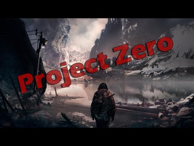Project Zero × Симулятор выживания - Смотр сервера, постройка базы, новые локации.