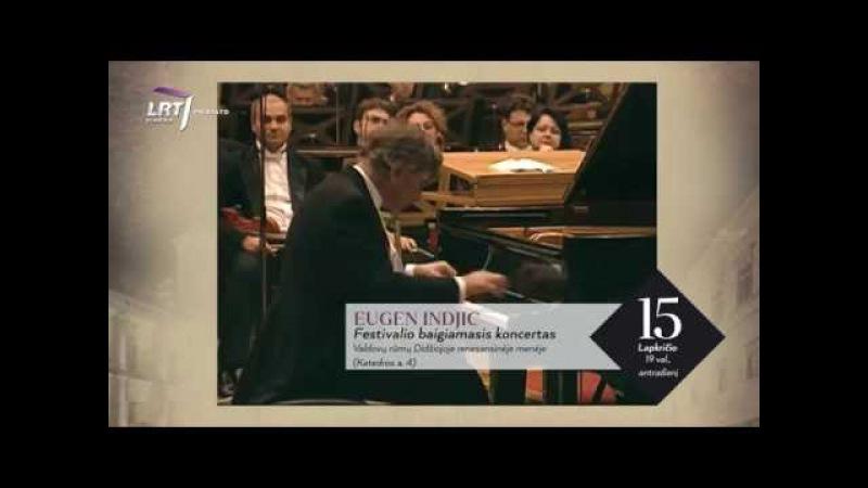 IV tarptautinis M. K. Čiurlionio muzikos festivalis Vilniuje