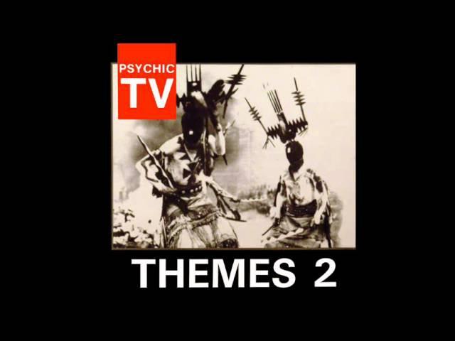 Psychic TV - Elipse ov Flowers