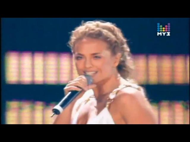 Жанна Фриске Ла ла ла Live 2005 HD