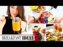Easy fast vegan breakfast ideas