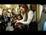 Mietta - performing on tram #96 for Tram Sessions - Melbourne 2014