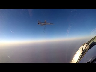 Russian Tu-22M3 bombers target ISIS positions in Deir ez-Zor, Syria - Defense Ministry