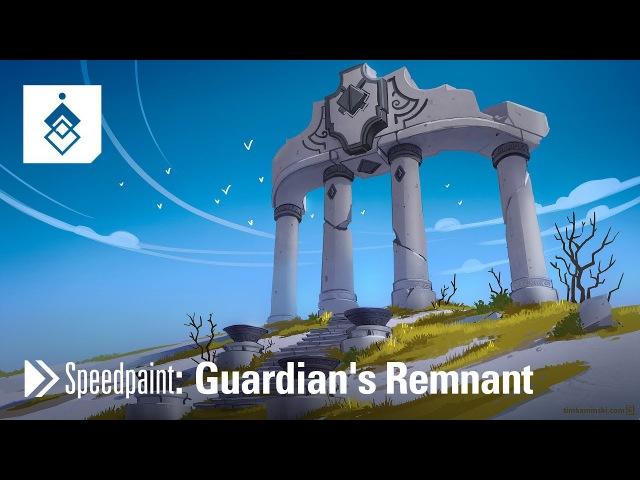 Speedpaint: Guardians Remnant