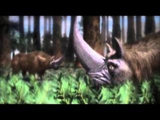 Армагеддон животных - Палеогеновое вымирание, огонь и лёд. 7 фильм.