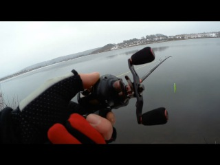 Тест мульта Piscifun SAEX Elite - Рыбалка 2017