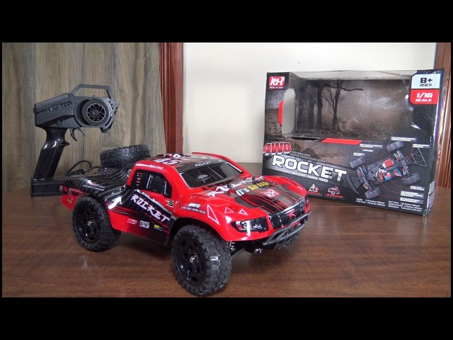 Remo Hobby - Rocket SCT - Review and Run