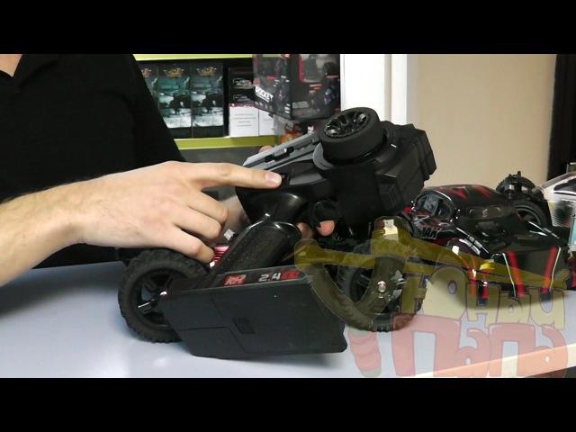 Полный обзор радиоуправляемой модели Remo Hobby S Max RH1631