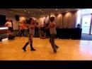 Gilson Damasco Julie Scheefer Brazilian Zouk Dance Demo 1, 3rd London Zoukfest Congress, Feb 2015