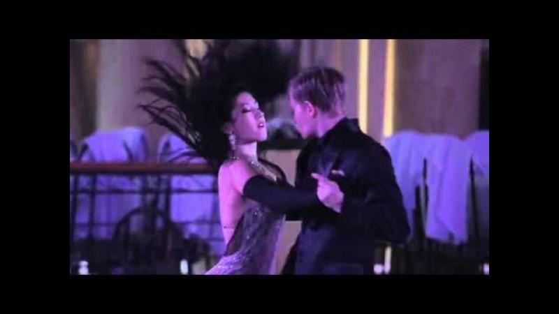 Танго самый красивый и страстный танец