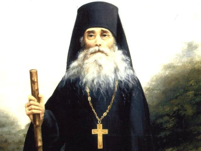 Преподобный Варнава Гефсиманский. 1831 - 1906 гг.