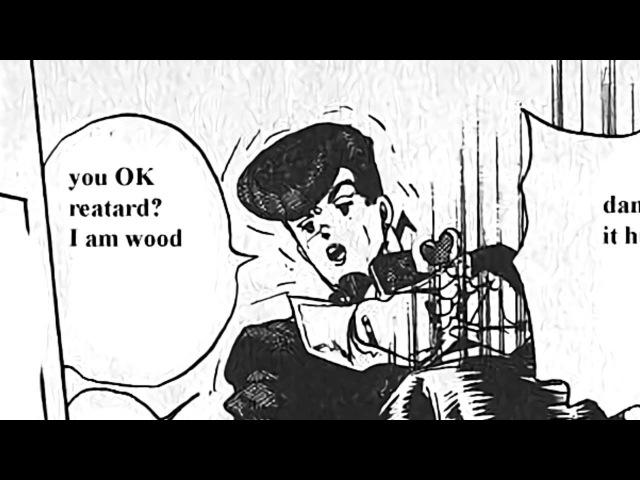 Невероятные Приключения ДжоДжо: Упорото-переведённый алмаз (Duwang)