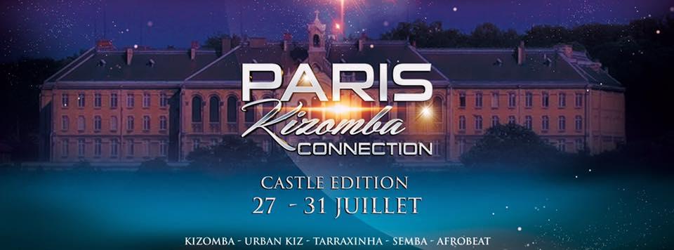 Фестиваль: PARIS KIZOMBA CONNECTION OFFICIEL EVENT PAGE