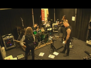 Metallica Aint my bitch / Turn the page intro Tuning Room ST. LOUIS 04/05-2017