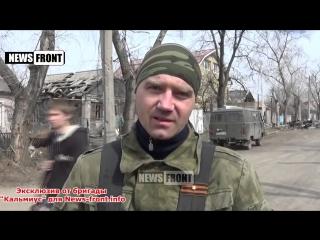 ОБРАЩЕНИЕ... Ополченец из Киева обращается к своим землякам