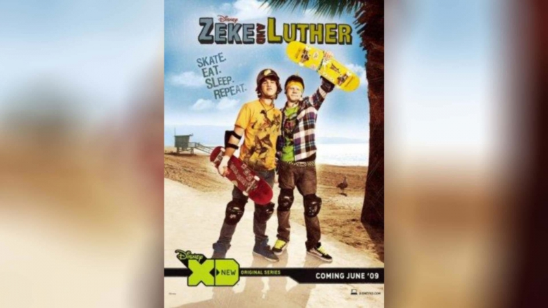 Зик и Лютер (2009