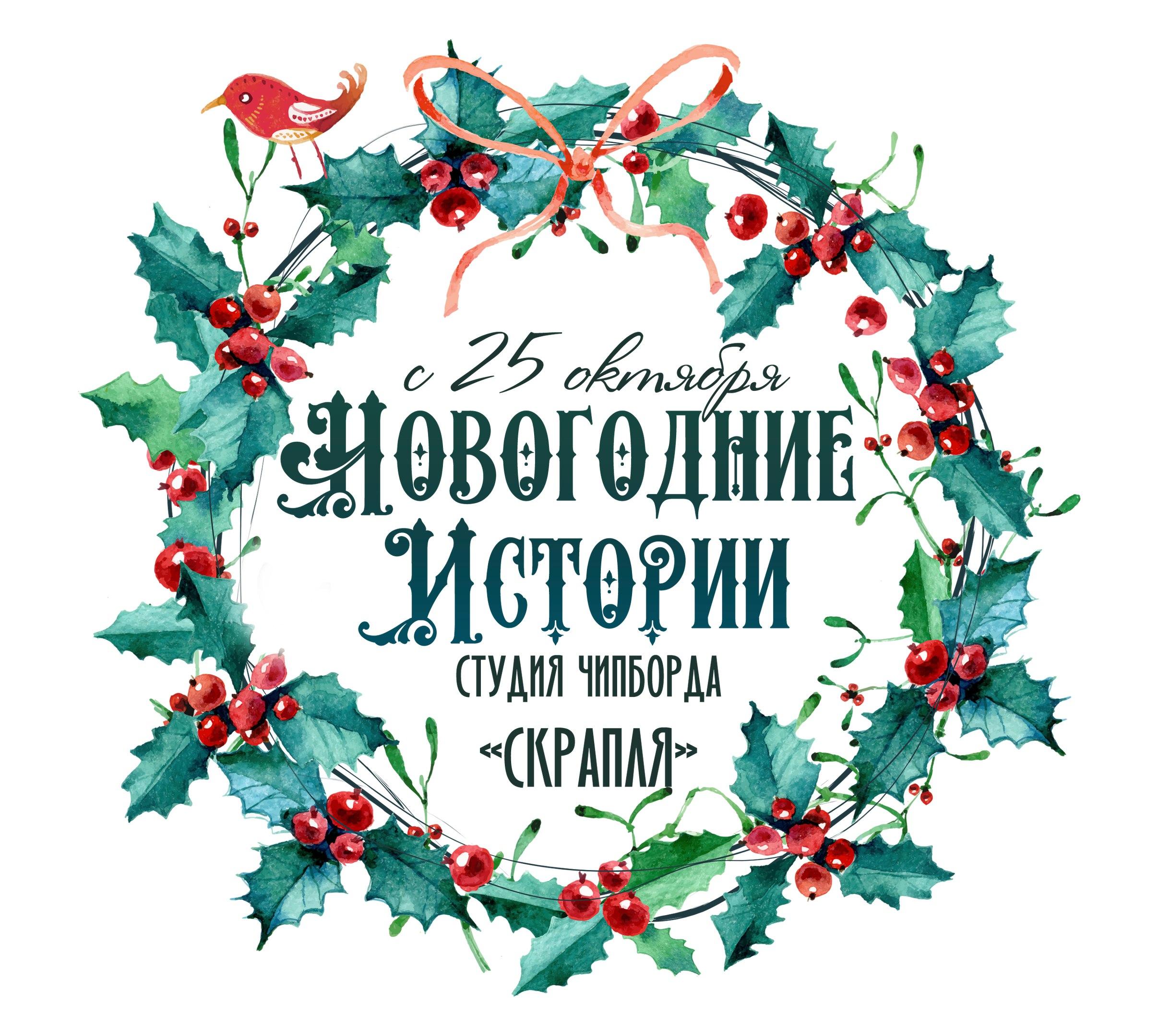 December Daily со Скраплей