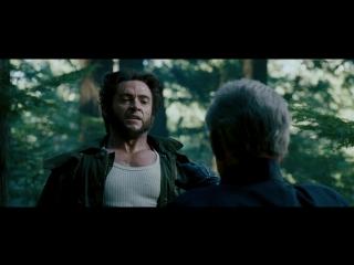 Люди Икс. Последняя битва (2006) - Магнетто и Росомаха
