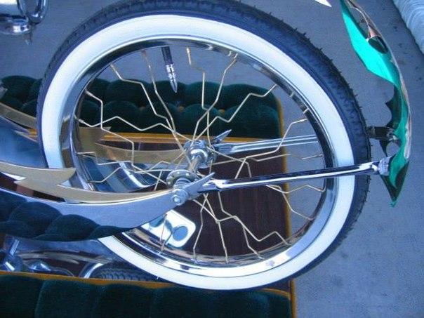 Ключ для спиц мотоцикла своими руками