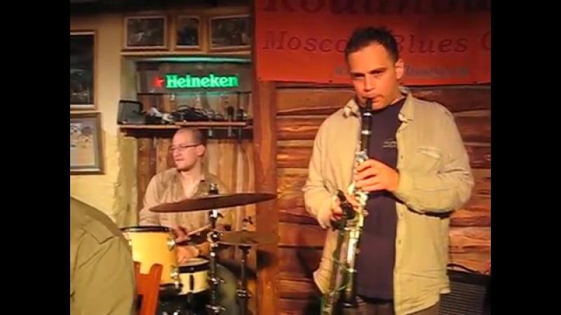 Mishouris Blues Band - So Many Roads
