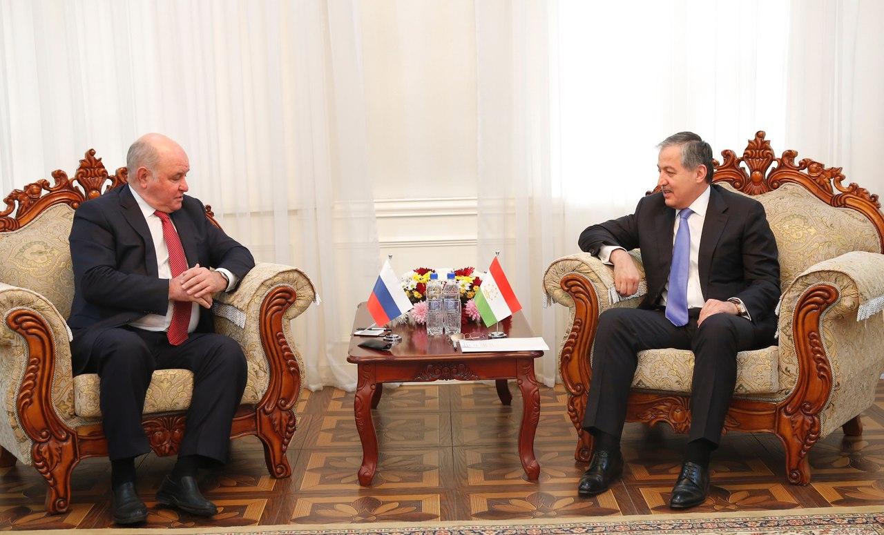 МИД России и Таджикистана провели политические консультации