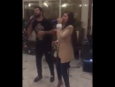 Damla & Nuray Meherov - Sene gore geldim duet toy canli ifa 2017