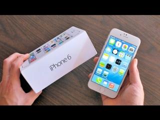 Определение победителя iPhone 6