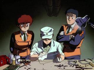 [AniDub] Kidou Keisatsu Patlabor   Полиция будущего OVA-1 [03] [Azazel, Jade]