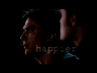 Damon And Elena - I Cant See You Anymore