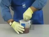 Принцип изготовления 2-х составной формы из силикона или гибкого полиуретана