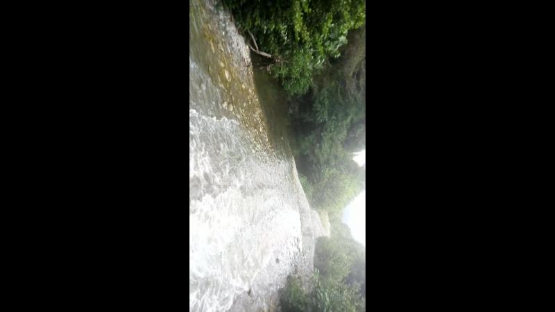 с водопада в аул на зилу 131