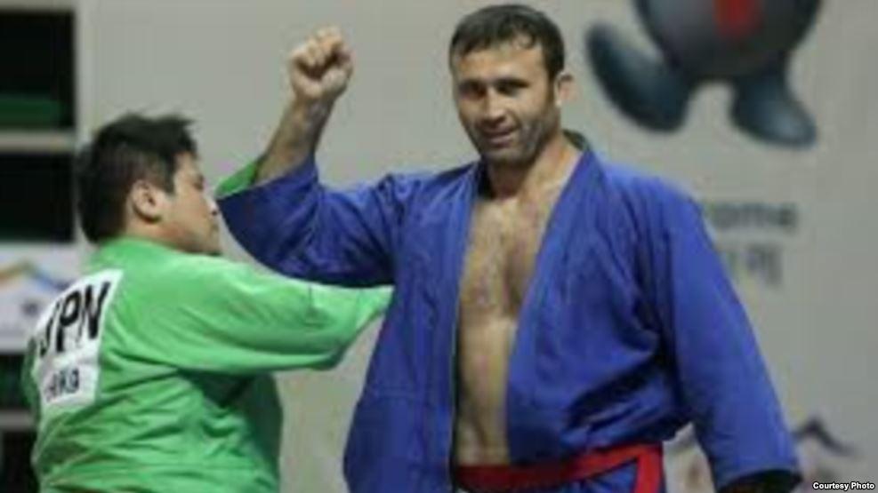 Новость дня: Парвиз Собиров стал чемпионом мира по дзюдо