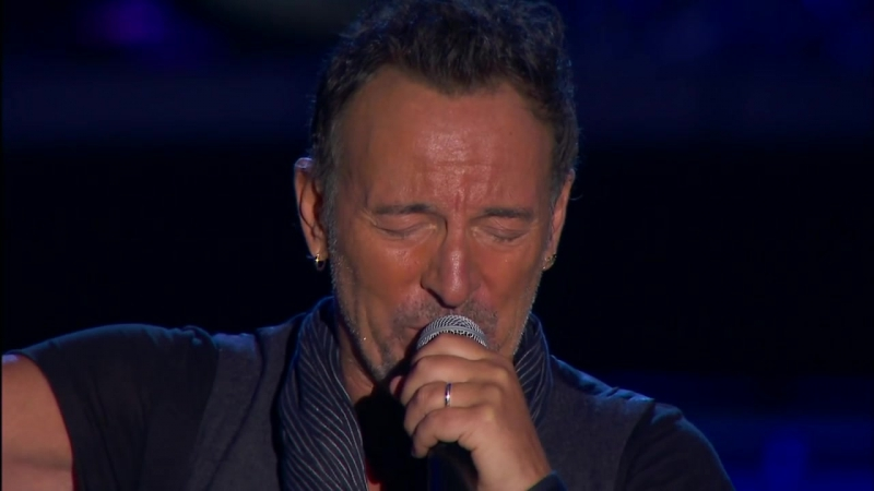 Bruce Springteen The E. Street Band- Rock In Rio 2016 HD