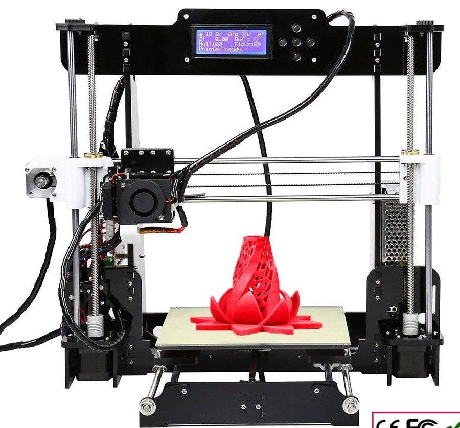Классный 3D ПРИНТЕР