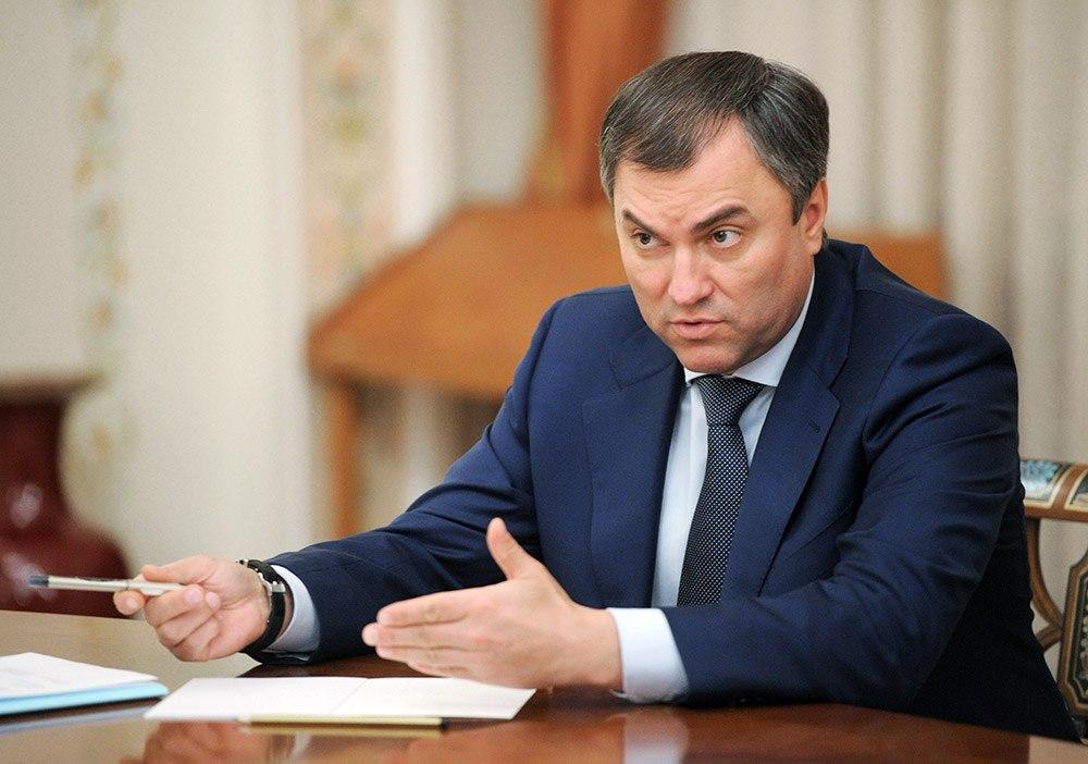 Шукурджон Зухуров проведет встречу с новоизбранным спикером Госдумы России