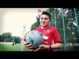 Павлюченко исполнил мечту юного фаната ФК