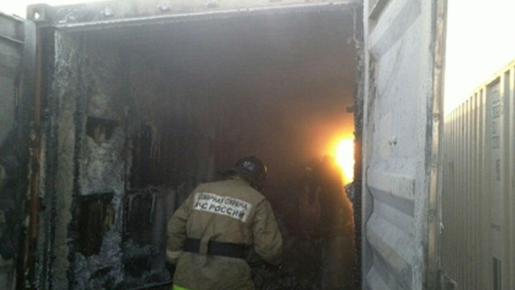 Тела погибших при пожаре в Тюмени согдийцев доставят на родину в среду
