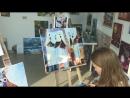 Уроки рисования для взрослых в АдлереСочи тел 8 989 084 71 85