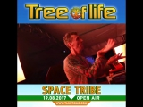 SPACE TRIBE  Live @ TREE OF LIFE. One Day in Moscow 19.08.2017