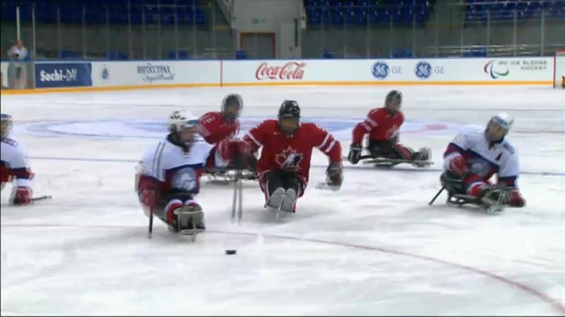 Следж-хоккей 2013. Сочи. Sochi