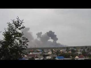 взрывы в чапаевске/ посёлок нагорный!