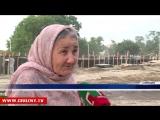 Строительные работы в поселке Ойсхара продолжаются