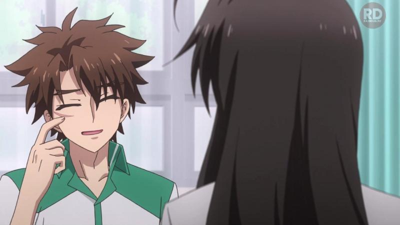 [RD] По велению адской сестры: Взрыв / Shinmai Maou no Testament Burst OVA русская озвучка [Ksedden Kurai]