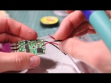 Светодиодная панель-софтбокс своими руками