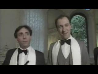 Джентльмен-шоу (Российское телевидение, 17 мая 1991) 1 выпуск (начало)